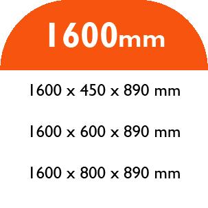 Medida 1600