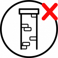 icone duto x