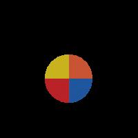 icone 4 cores armario